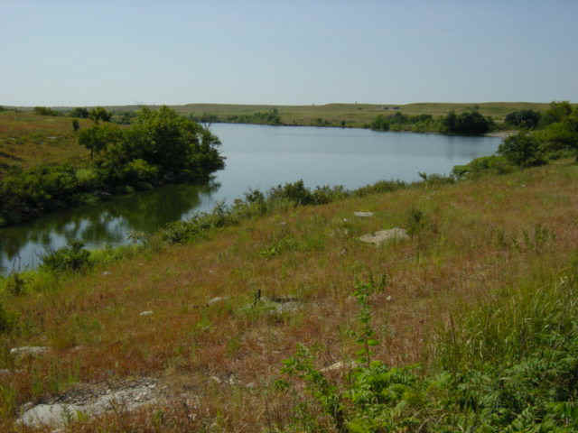Cowley State Fishing Lake