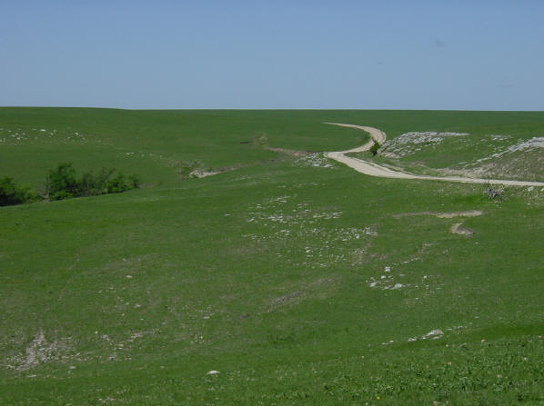 On top of the world in the Flint Hills